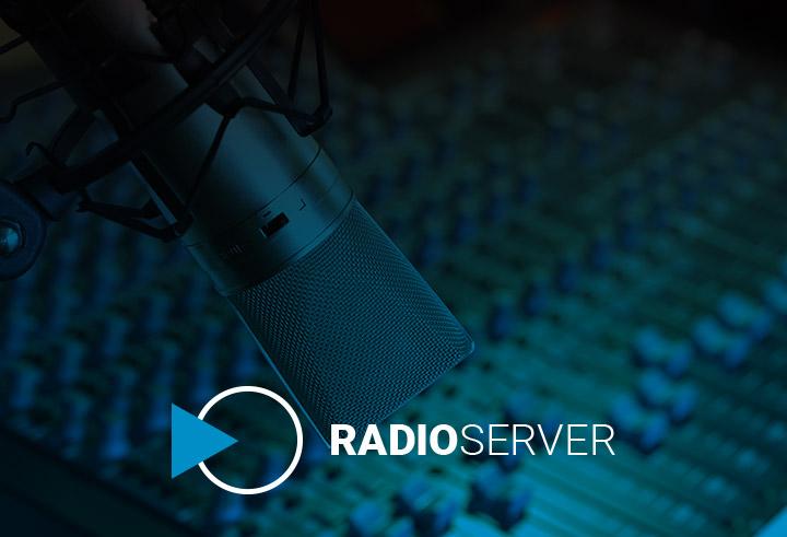 radio server anteprima