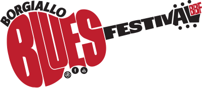 borgiallo blues festival logo design bbf