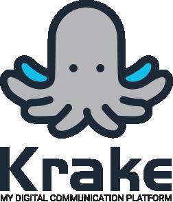 logo design krake srl orchard