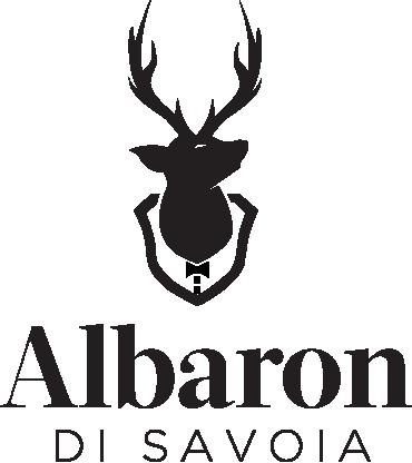 logo ristorante albaron di savoia balme valli di lanzo