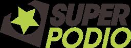 logo design super podio gestione sito web gare sportive iscrizioni online