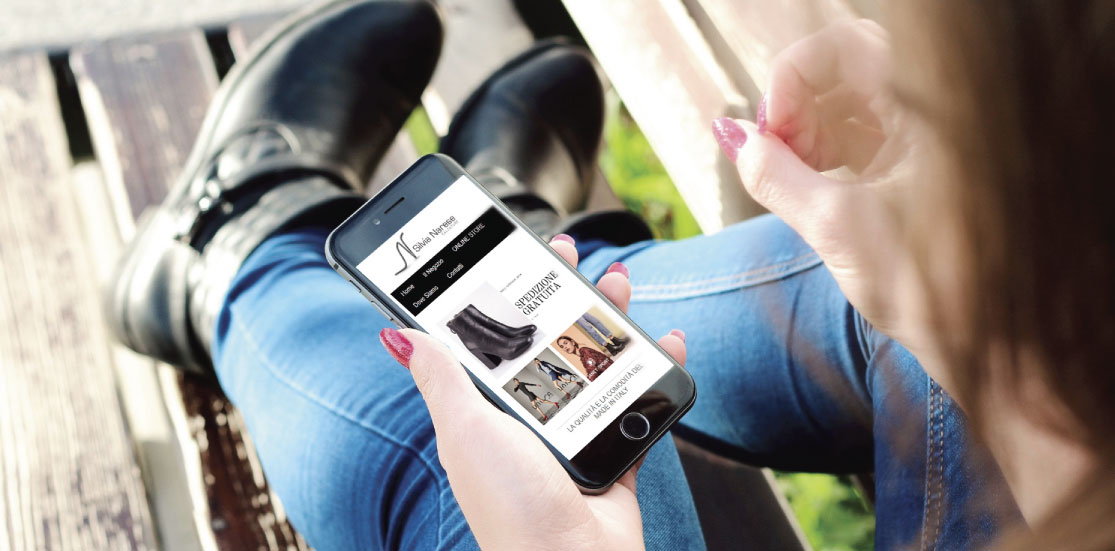 siti ecommerce shop online torino canavese scarpe fashion narese calzature