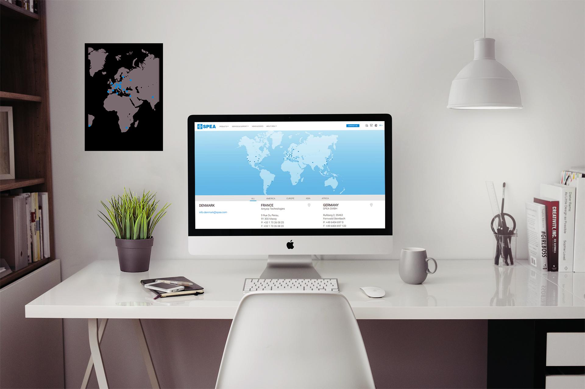 desktop spea